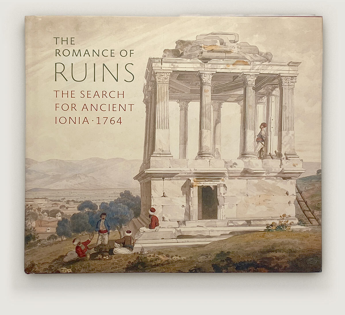 Romance of Ruins cover