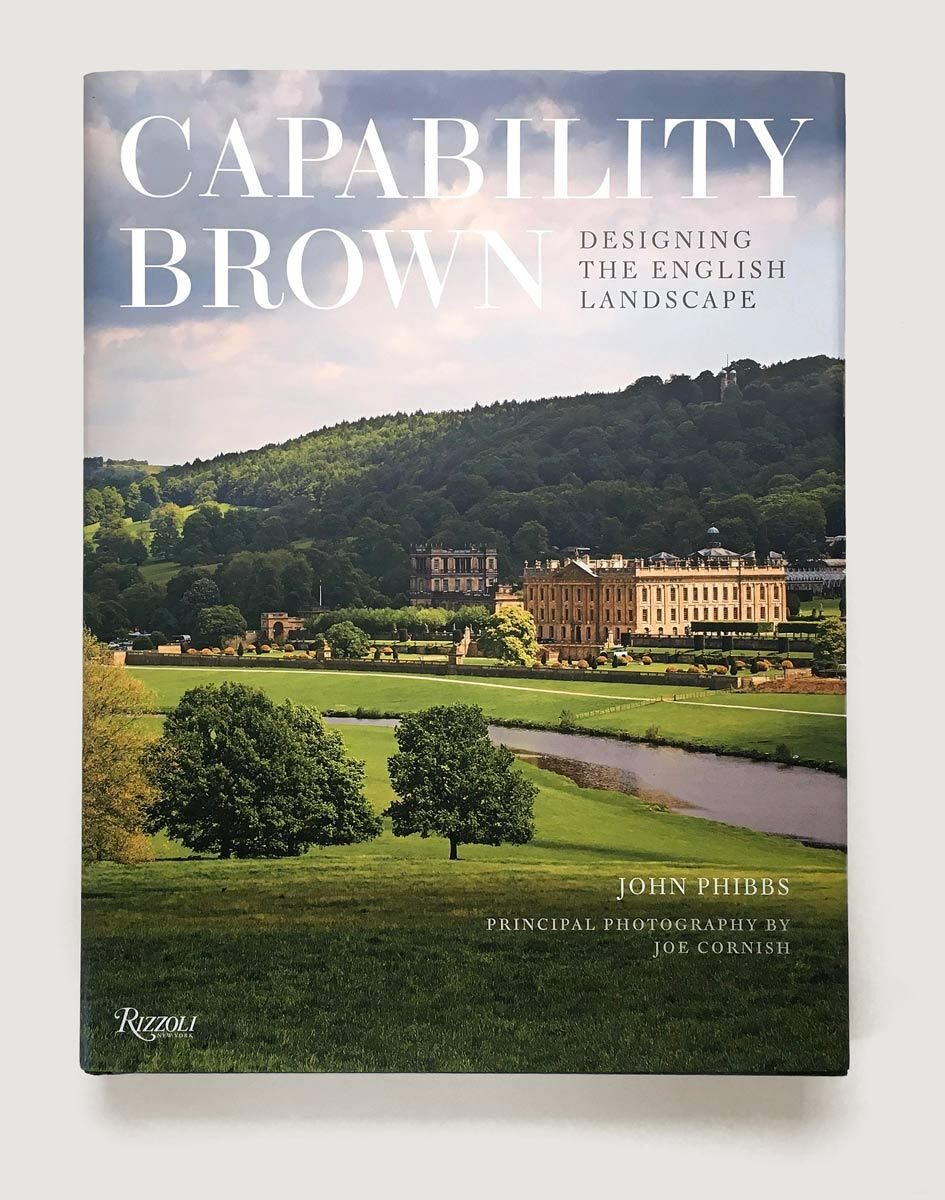 Capabitity Brown Cover