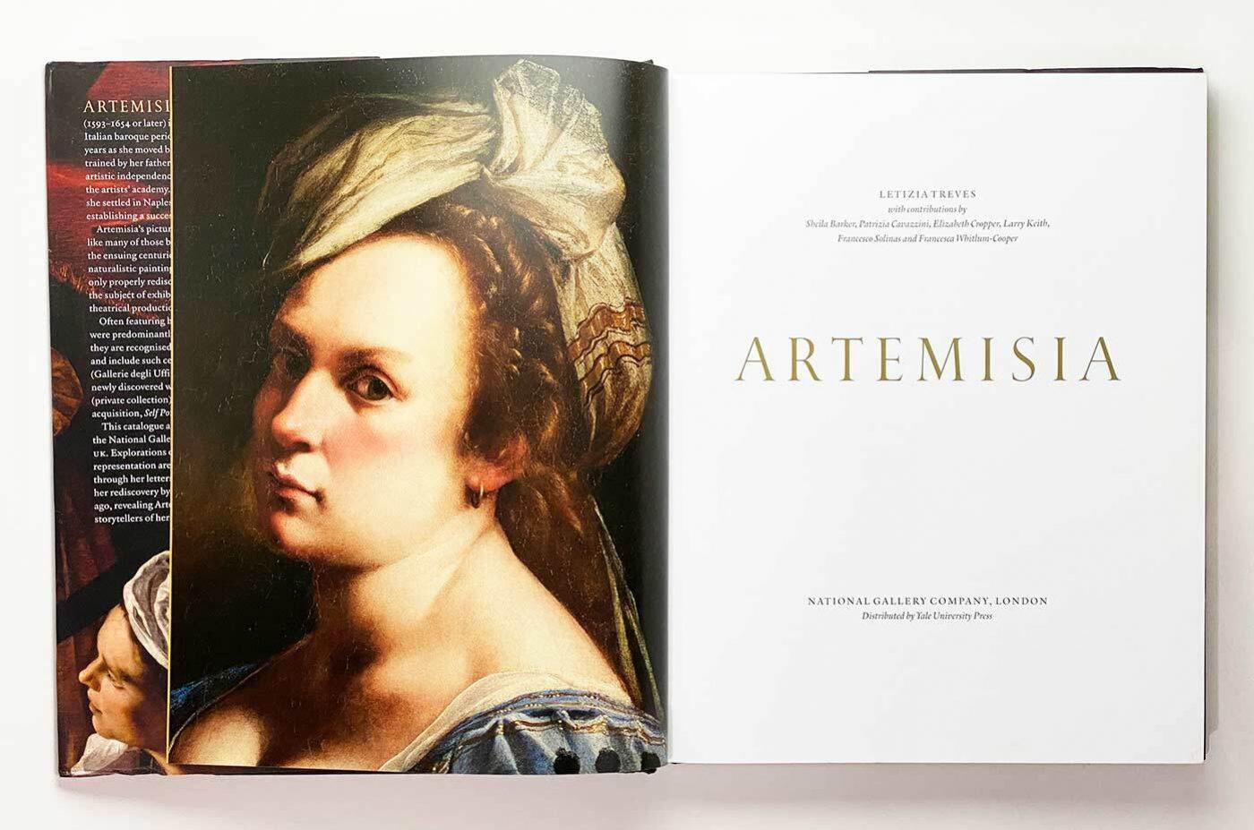 Artemisa Spread Frontis