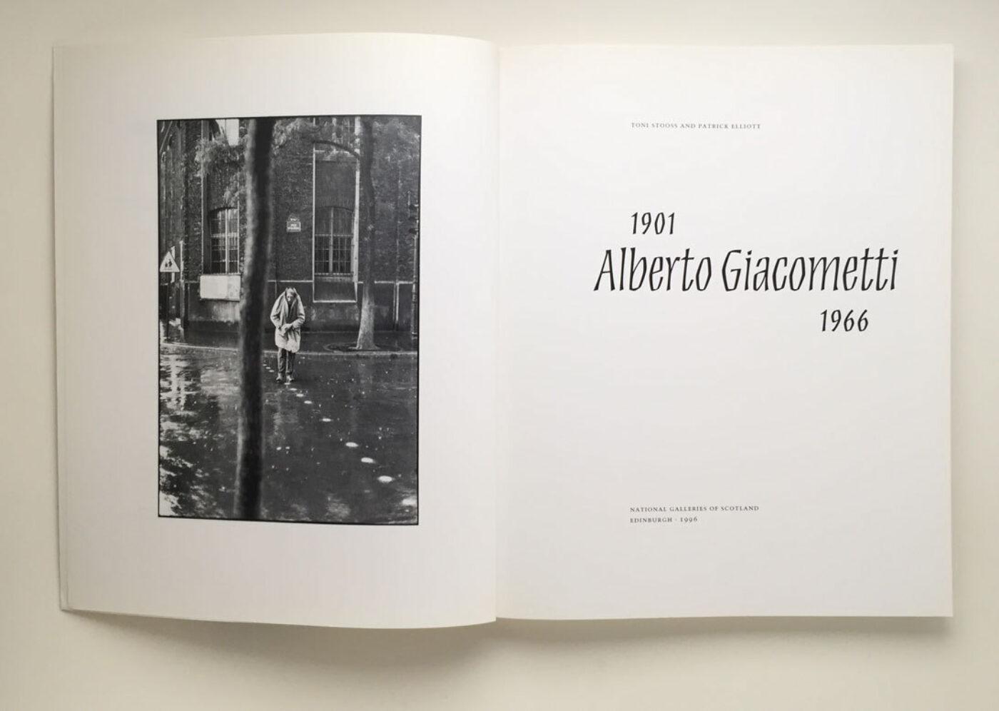Giacometti Spread 1